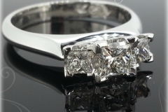 Princess Diamond Ring small