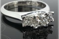 Princess Diamond Ring small