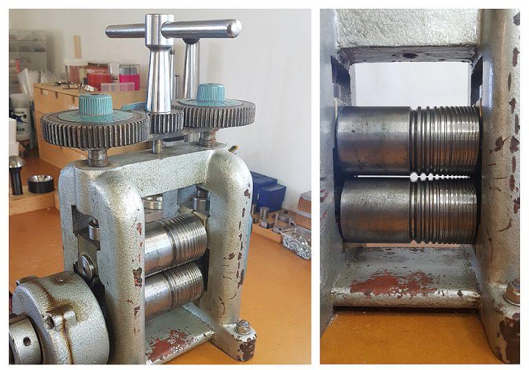 Jeweller's Rolling Mills